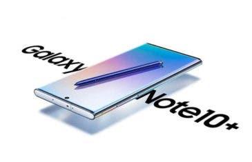 Ya disponible el mejor precio del Samsung Galaxy Note 10 desde su lanzamiento