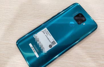 Confirmado el diseño del Huawei Mate 30 Lite en imágenes reales