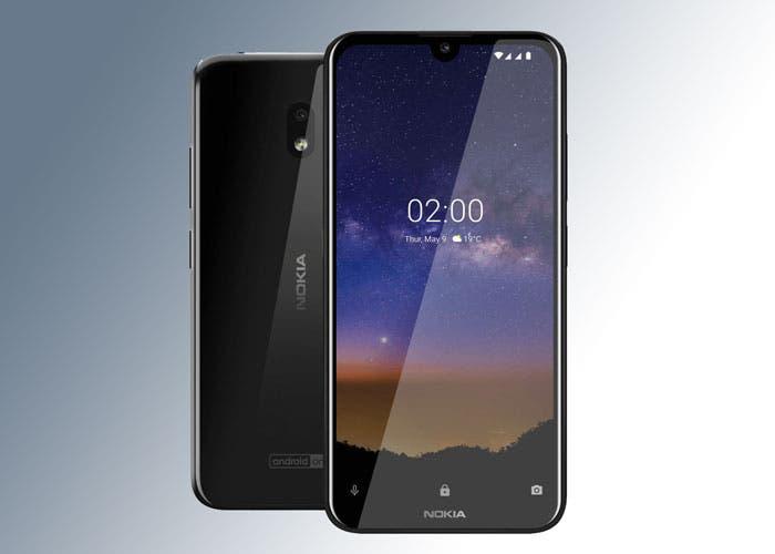 El Nokia 2.2 ya es oficial en España: precio y disponibilidad