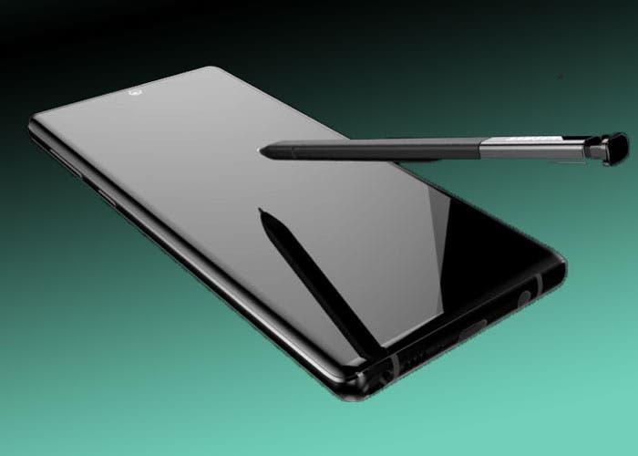 Samsung Galaxy Note 10: ¡echa un vistazo a este vídeo conceptual!