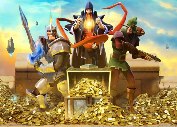 The Mighty Quest for Epic Loot: el juego de rol de Ubisoft ya está en Google Play
