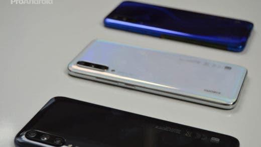 El Xiaomi Mi A3 ya tiene disponible la cámara de Google