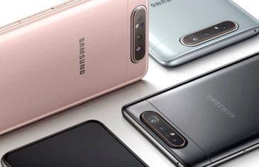 Ya puedes comprar el Samsung Galaxy A80 en España: precio y disponibilidad