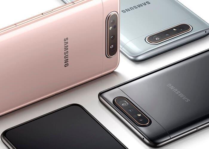 El Samsung Galaxy A80 comienza a recibir Android 10 estable