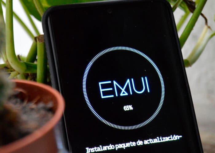 EMUI 10 basado en Android Q será presentado el mes que viene