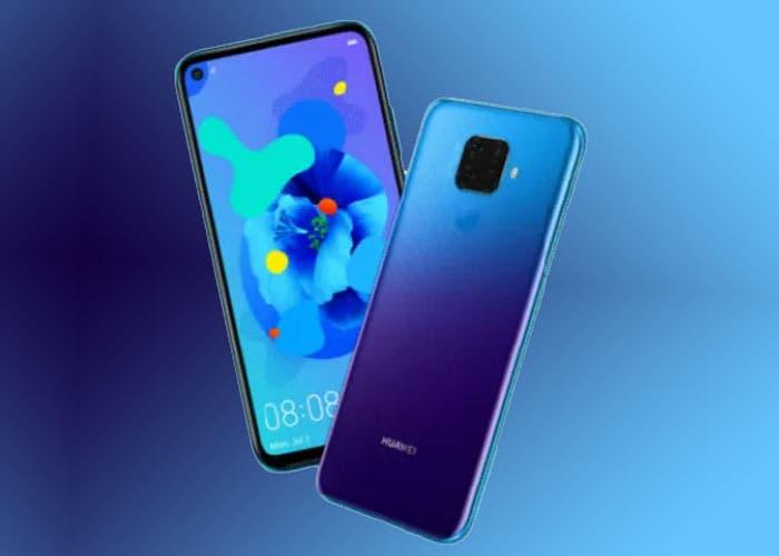 Huawei Mate 30 Lite: aparecen las primeras imágenes oficiales y especificaciones
