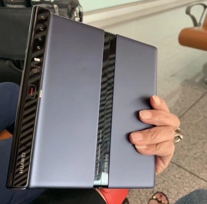 Huawei Mate X nuevo