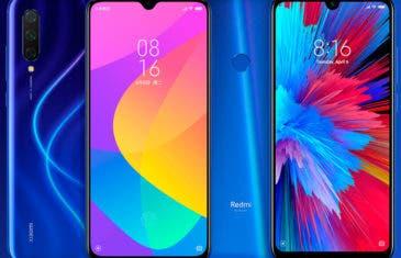 Xiaomi CC9 vs Redmi Note 7: ¿cuál ofrece más por menos?