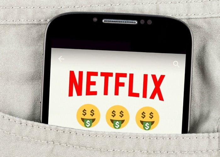 ¿Cuánto ganaría la app de Netflix si tuviera publicidad?
