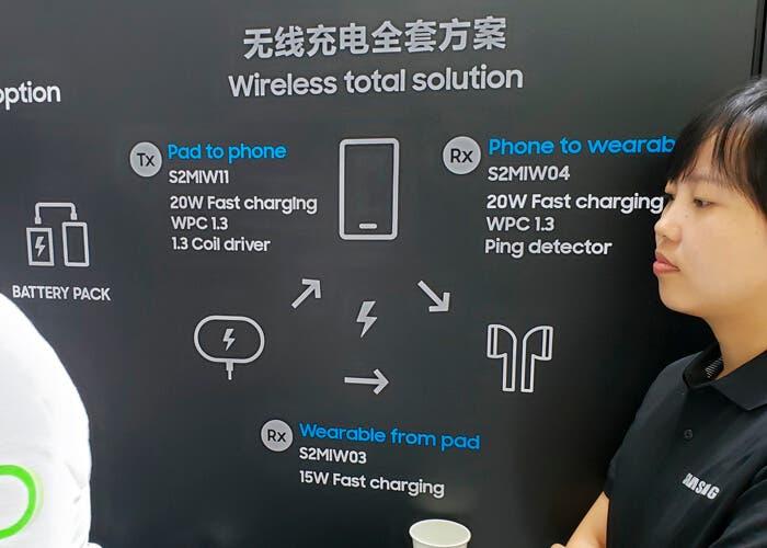 El Samsung Galaxy Note 10 tendrá una de las mejores cargas inalámbricas