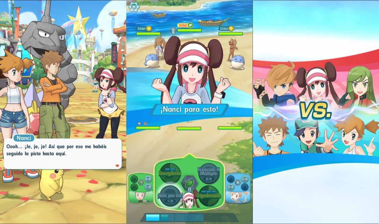 Resultado de imagen para pokemon masters