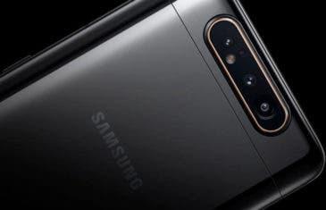 Uno de los Samsung Galaxy A90 no llegará con cámara emergente giratoria