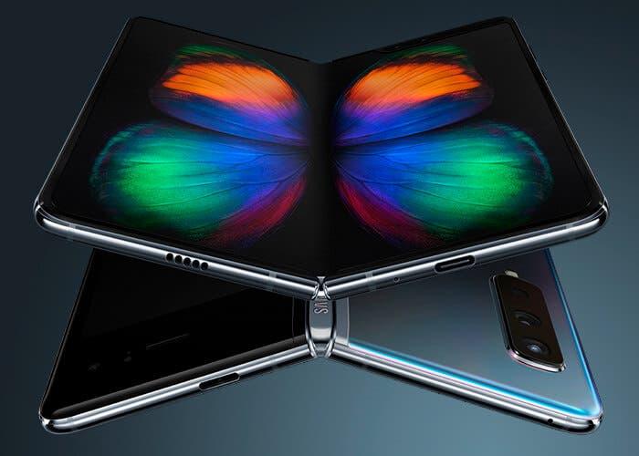 El Samsung Galaxy Fold también tiene protectores de pantalla: así son