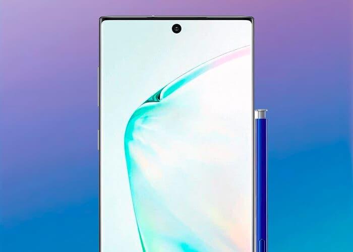Samsung Galaxy Note 10: primeras imágenes de prensa oficiales filtradas