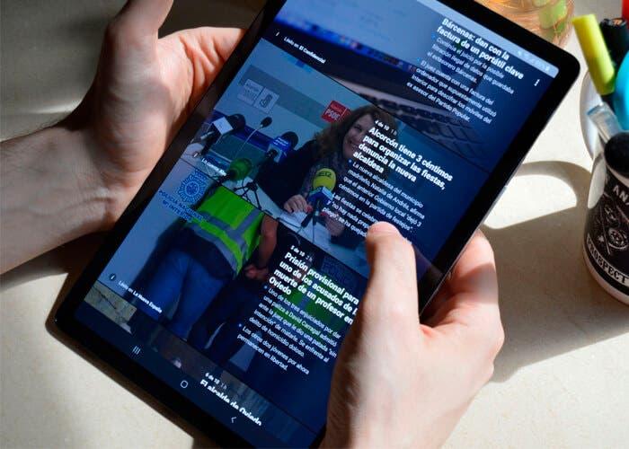 No, este año no habrá Samsung Galaxy Tab S5, solo la S5e