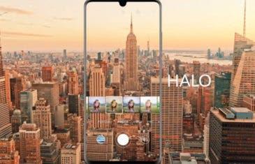 Huawei cambia por completo su app de cámara con EMUI 10