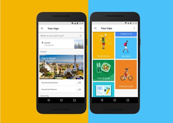 Google Trips: la app de viajes de Google cierra de forma definitiva
