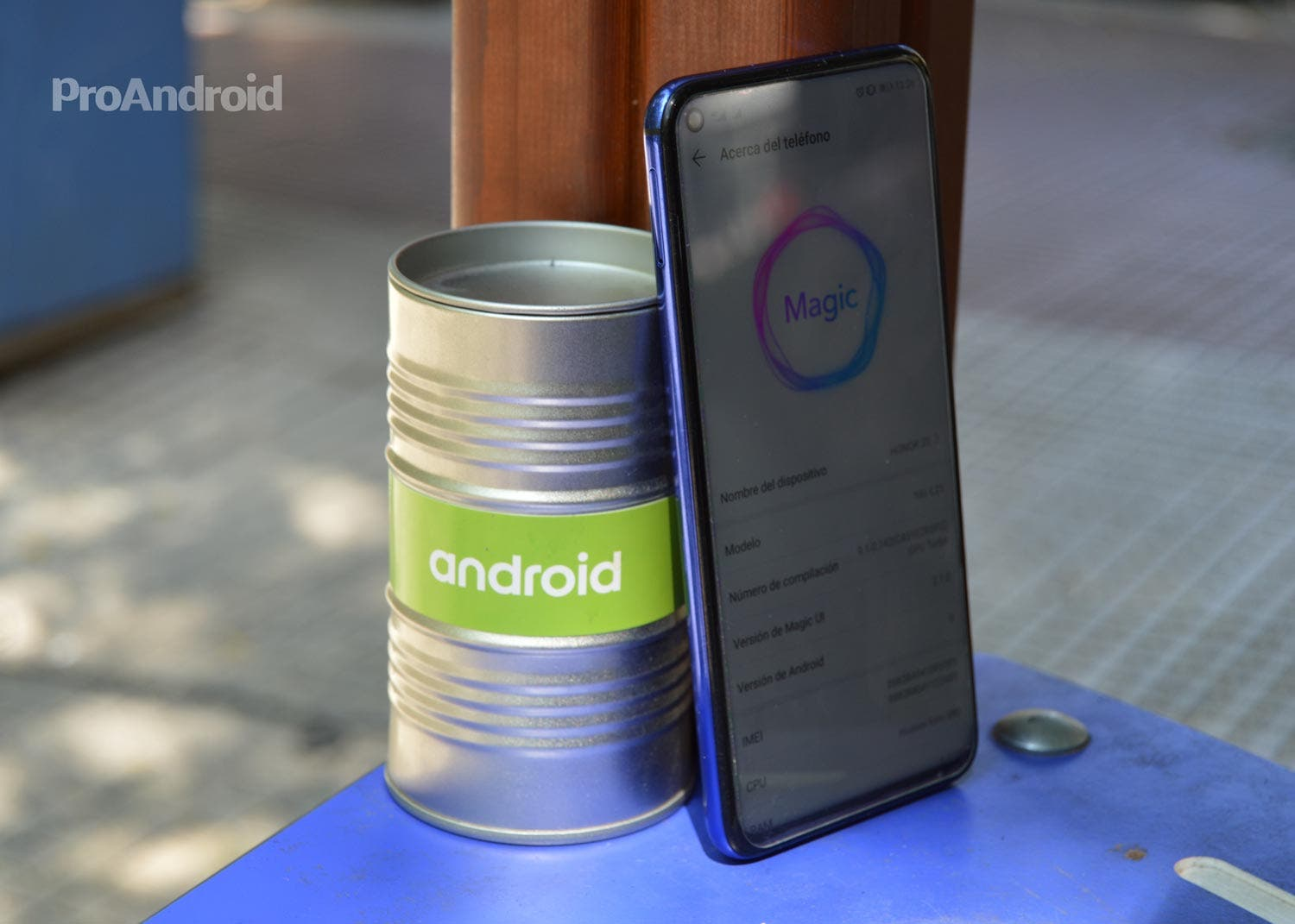 Android 10 llegará muy pronto a los Honor 20 con Magic UI 3.0