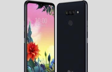 LG K50S y LG K40S: así son los nuevos móviles económicos de la compañía