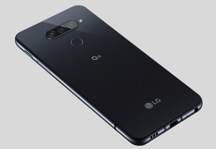 El LG Q70 es oficial: el nuevo gama media de LG que sí merece la pena