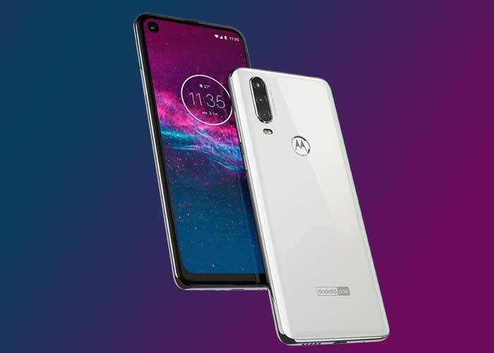 Motorola One Action: procesador Exynos, triple cámara y Android One