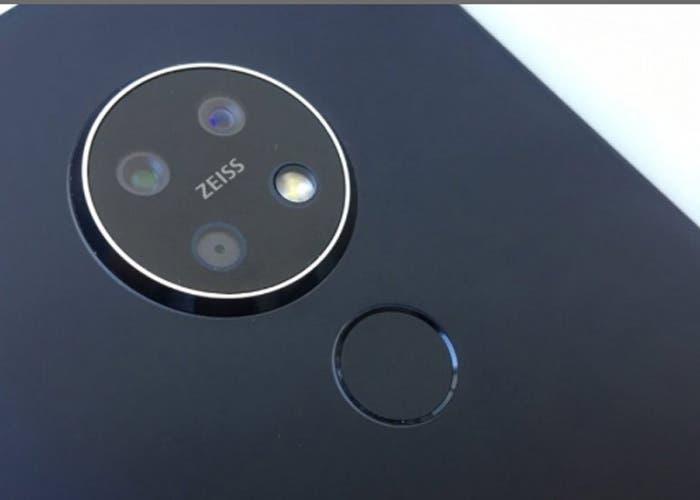 Nokia 7.2: se confirma la triple cámara y la colaboración de ZEISS