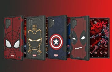 Samsung Galaxy Note 10: así son las exclusivas fundas de Marvel