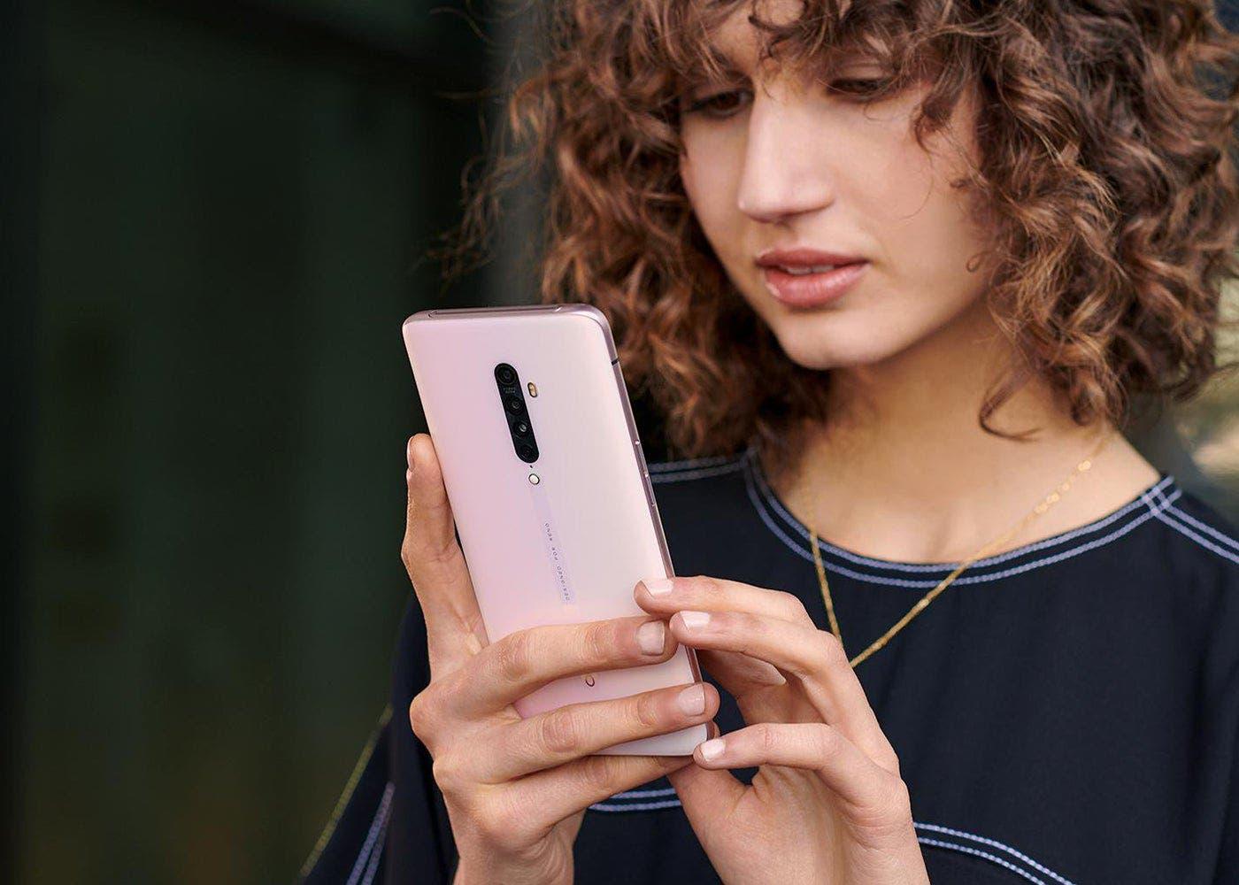 Oppo Reno Ace: 12 GB de RAM, Snapdragon 855+, pantalla a 90 Hz y carga de 65W