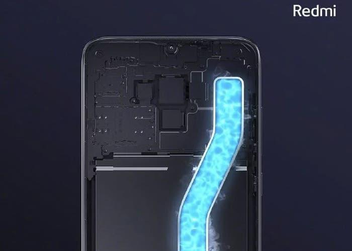 Confirmado: el Redmi Note 8 Pro tendrá refrigeración líquida