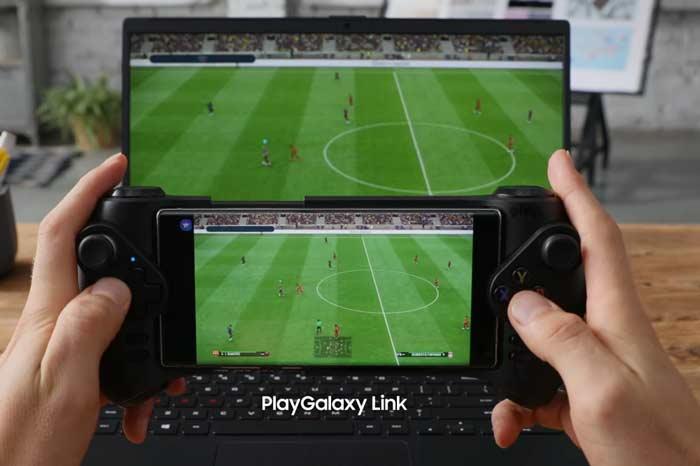 Samsung PlayGalaxy Link: disfruta de tus juegos de PC desde el Galaxy Note 10