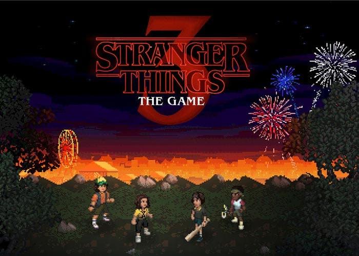 Stranger Things 3: ya está disponible el nuevo juego para Android