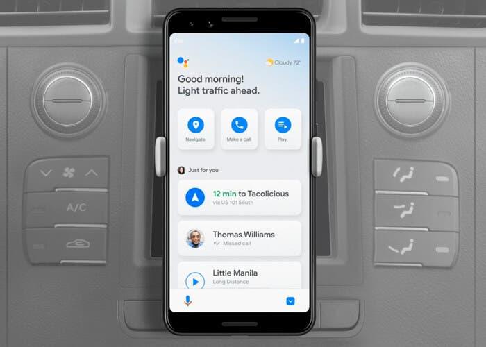 Android Auto llega a España en su versión inalámbrica: ya la puedes probar