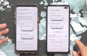 Así se ve Android 10 con One UI 2.0 en el Samsung Galaxy S10: primer vistazo