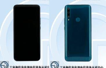 Huawei trabaja en un nuevo teléfono con cámara emergente y no pinta nada mal