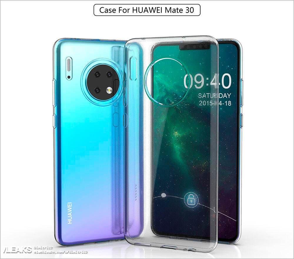 Funda Huawei Mate 30