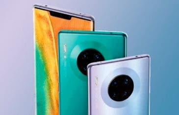 Todos los colores disponibles del Huawei Mate 30 y Mate 30 Pro