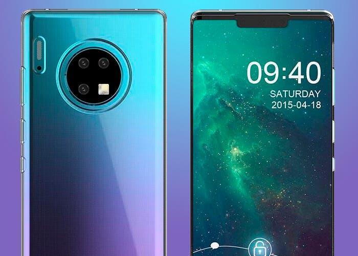 Los Huawei Mate 30 y Mate 30 Pro llegarían en septiembre con el Kirin 990