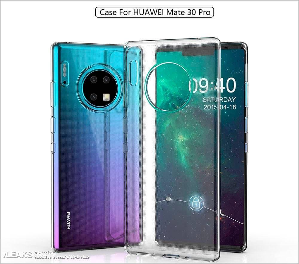 Funda Huawei Mate 30 Pro