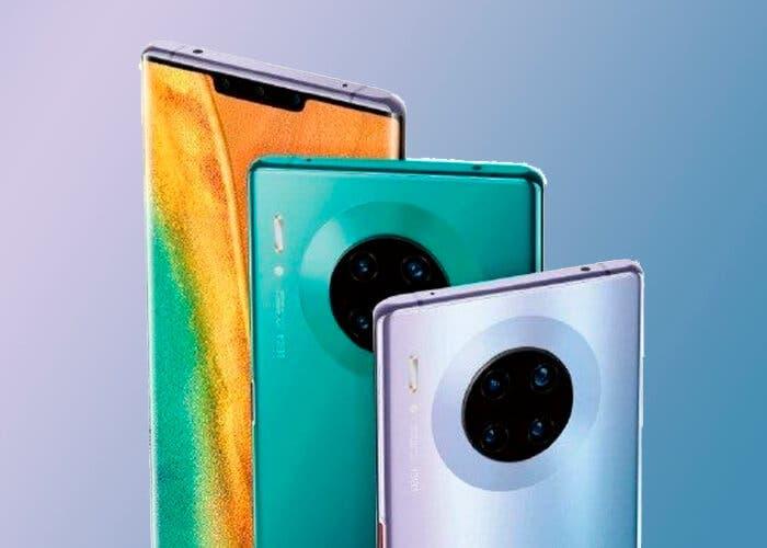 Filtradas todas las características del Huawei Mate 30 Pro: muchas cámaras y sin botones de volumen