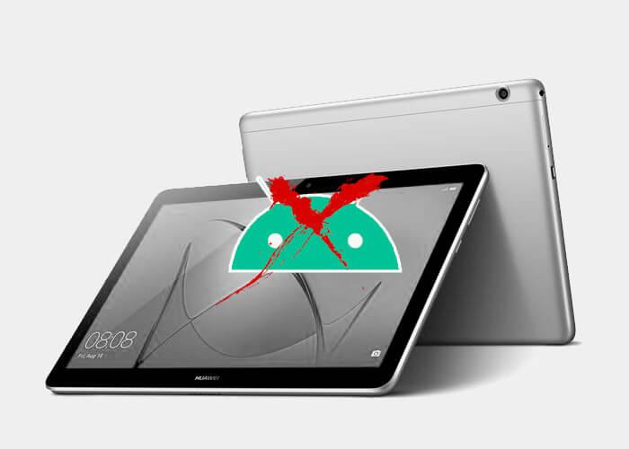 Huawei fabricará tablets que no tengan Android como sistema operativo