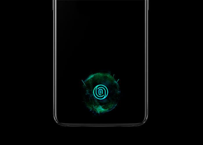 Huawei ya cuenta con un lector de huellas en pantalla para paneles LCD