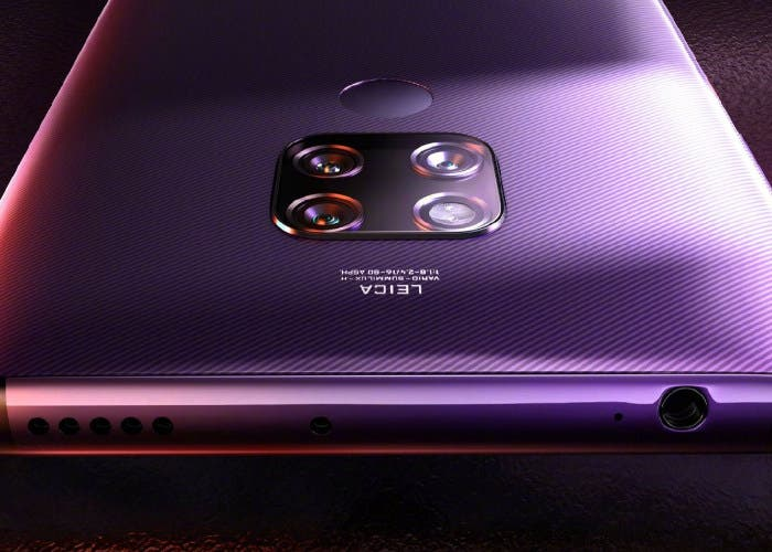 El Huawei Mate 30 Lite podría ser el primer teléfono con HongMeng OS
