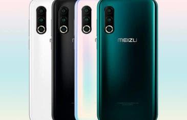 Meizu 16s Pro: mucha potencia, nada de notch y precio muy ajustado