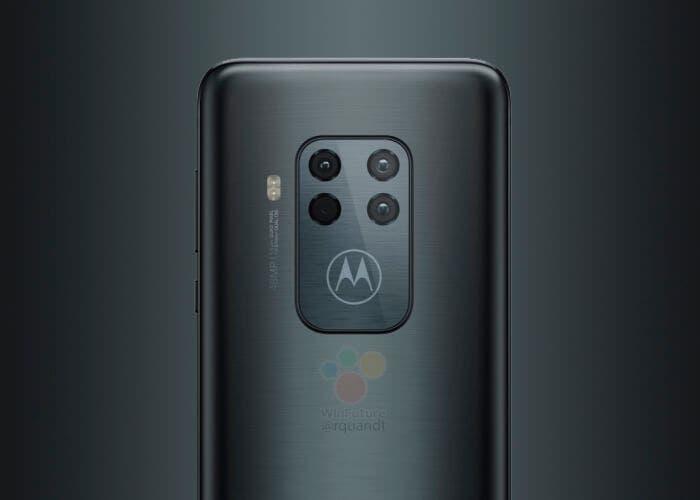 Características del Motorola One Zoom. Nos recuerda a los Google Pixel 3a