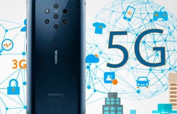 Nokia prepara un teléfono 5G y será más barato que la competencia