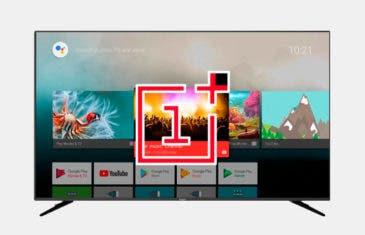 OnePlus prepara cuatro televisores con Android TV, pero no los verás (de momento)