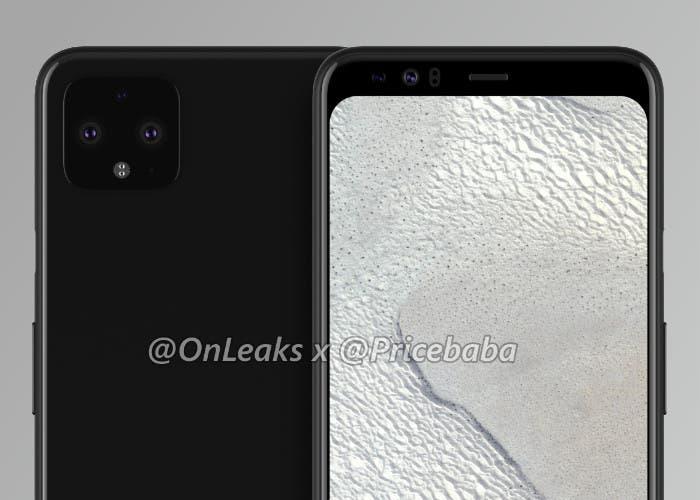 El Google Pixel 4 vuelve a aparecer en imágenes reales mostrando su pantalla