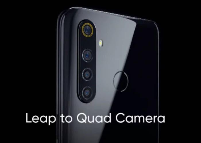 Los Realme 5 y 5 Pro son oficiales: 4 cámaras, pantallas grandes y procesadores Qualcomm