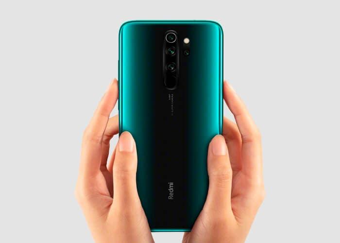 Redmi Note 8 Pro verde