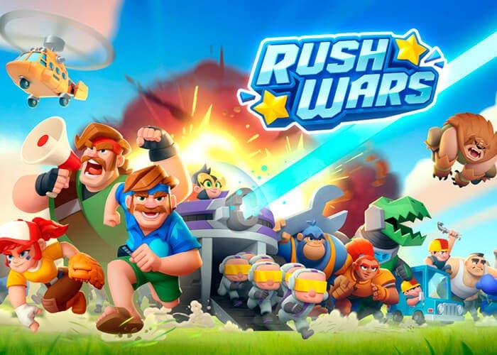 Rush Wars: así puedes probar el nuevo juego de Supercell